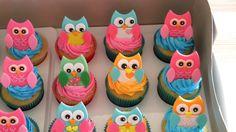 Owl cupcake — Owl Cake Contest 2012