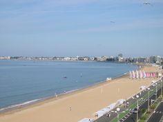 La plage de La Baule - Loire Atlantique