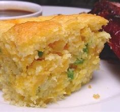 """Layered Mexican Cornbread: """"Fabulous! Everyone raved about this bread! Great flavor!"""" -Sheila2"""