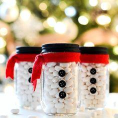 Stocking Stuffer Ideas with Mason Jars