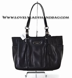 950bd68a81 Coach 16565 East West Gallery Leather Tote Bag   299.00 FREE SHIPPING Best  Handbags