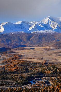 Altai Mountains, Russia Ed Gordeev
