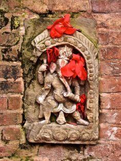 Ganesh in the Royal Palace, Patan, Nepal