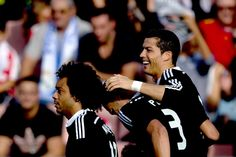 Cristiano Ronaldo has been on the score sheet again for Real Madrid today. Follow live http://bbc.in/1tsAzWk