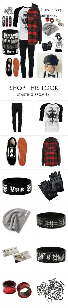 """"""".:gender is stupid and confusing and i hate it:."""" by dontfallasleepatthehelmm ❤ liked on Polyvore featuring Marcelo Burlon, Retrò, Vans, Topshop, Converse and Hot Topic"""
