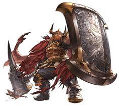 Galadar SR from Granblue Fantasy