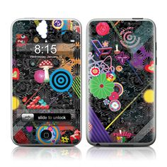 iPod Touch Skin - Play Time by Reilly
