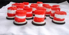Figgity Jam: Food Glorious Food - Cat in the Hat Hats