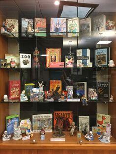 Readers Figurines    National Library Week April 2017