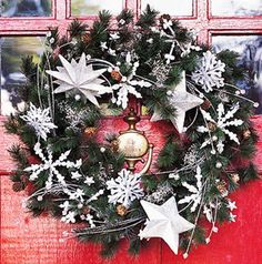 Wreath Decorating Ideas | Christmas best decoration ideas part two | My desired home