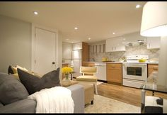 Marble backsplash!  Income Property - Photos | HGTV Canada