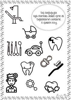 Pre School, Karma, Worksheets, Dental, Kindergarten, Crafts For Kids, Projects, Crafts For Children, Kindergartens