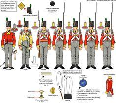 Titre de l'image 1er Bataillon du 28ème Régiment d'Infanterie compagnie légère