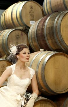 Fashion Bridal Shoot ~ Lynfred Winery Wedding Photographer | NE Photography Blog