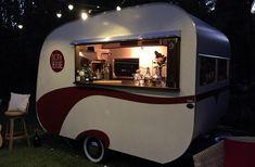 Dot and Herbie - Mobile Caravan Bar