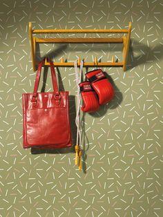 Matches / non-woven wallpaper / lavmi