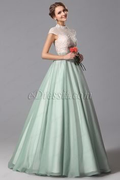 http://www.edressit.com/gorgeous-light-green-overlace-graduation-formal-wear-prom-gown-02151304-_p3761.html #edressit #2015eveningdress #promdress
