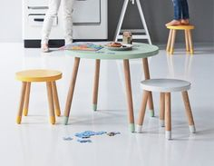 FLEXA PLAY play table and chair set for kids