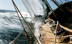 Download the Sailing Wave Collision Wallpaper, Sailing Wave ...