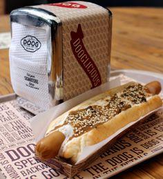 Novo Doog: hot dogs simples e de qualidade (com salsicha bem da boa)