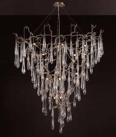 serip aqua chandelier - Google Search