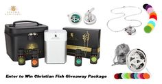 I just Entered a giveaway to Win Living Beatitudes Aromatherapy Christian Fish Gift Set (Valued at $200)