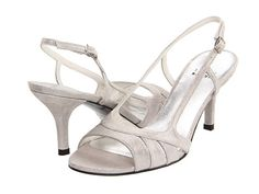 Stuart Weitzman Bridal & Evening Collection Platmischievous Mercury Cipria - 6pm.com