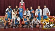 Handsome Tigers Episode 5 Engsub: Seo Jang Hoon the legendary basketball player in Korea becomes the coach. celebrities from various fields who once dreamed of becoming professional basketball players gather under the name of . Lee Sang Yoon, Lee Sung, Time In Korea, The Barber Of Seville, I Live Alone, Law Of The Jungle, Miss Korea, Drama, The Great Escape