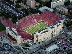 See more U of N Cornhusker football games at Memorial Stadium, Lincoln, NE