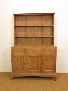 Cot School Limed Oak Dresser c1930 £3,600
