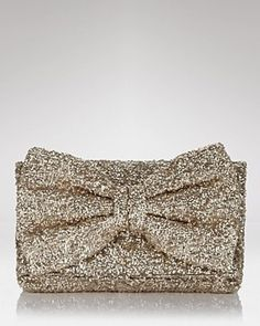 Sparkly clutch!  #AGHolidaySparkle