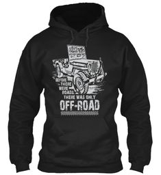 Only Off - Road Jeep Hoodie