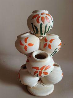Matli (earthen pots) floral