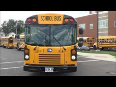 This video will show you how to do a school bus pretrip
