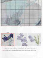 Gallery.ru / Фото #186 - TRIPTYCH - Ninicol Cross Stitch, Nice, Dots, Patterns, Flowers, Punto De Cruz, Seed Stitch, Cross Stitches, Nice France
