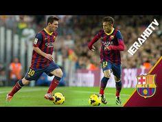 Lionel Messi & Neymar - The Magic Show (HD) - YouTube