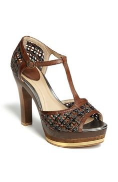 """Guess I have to get these since they share my name! (Frye """"Kara"""" Woven Sandal)"""