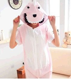 Hot Stitch Unicorn Panda Animal Onesies for Women Men Adults Summer Short  Sleeve Cotton Pajamas Pyjamas Pijama Cosplay Sleepwear caaeb8e4e