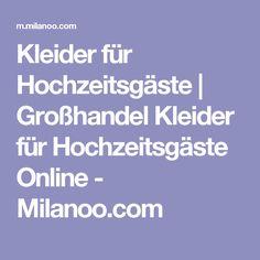 Kleider für Hochzeitsgäste | Großhandel Kleider für Hochzeitsgäste Online - Milanoo.com