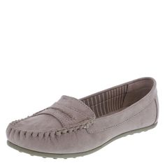 Payless - Deflex Comfort- Women's Daysy Driving Moc; available in Black, Navy, Taupe, Wine