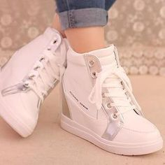 Buy  IYATO – Hidden-Heel High-Top Sneakers  with Free International  Shipping at YesStyle.com. Browse and shop for thousands of Asian fashion  items from ... 20d938083b
