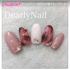 Luxury Nails – Great Make Up Ideas Cute Acrylic Nail Designs, Cute Acrylic Nails, Gel Nail Designs, Beautiful Nail Designs, Gorgeous Nails, Love Nails, Pink Nails, Pretty Nails, Asian Nails