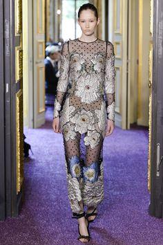 Francesco Scognamiglio Fall 2016 Couture Fashion Show