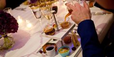 Savoury Afternoon Tea #dinedifference #clientdinner #finedining #foodie