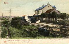 Kesmark railway 1905