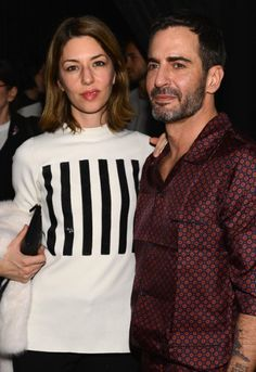 Sofia Coppla and Marc Jacobs