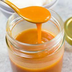 Kochzeit10 Minuten  Portionen  Portionen ZUTATEN 200 g Zucker 50 ml Wasser 150 g Kokosmilch aus der Dose