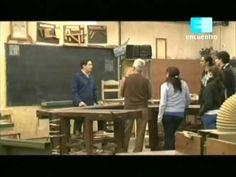 Curso de Carpintería - Clase 4 - Fabricación de sillas, 2da. parte.