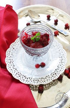 How To Make Cranberry Sauce For One
