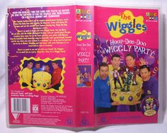 The Wiggles Wiggly Wiggly World Vhs Ebay